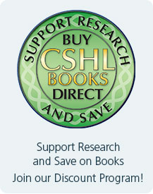 Support Research-Buy CSHL Books Direct and Save graphic