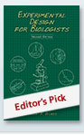 Experimental Design for Biologists, Second Edition cover image