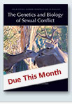 The Genetics and Biology of Sexual Conflict cover image