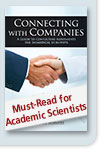 Connecting with Companies: A Guide to Consulting Agreements for Biomedical Scientists cover image