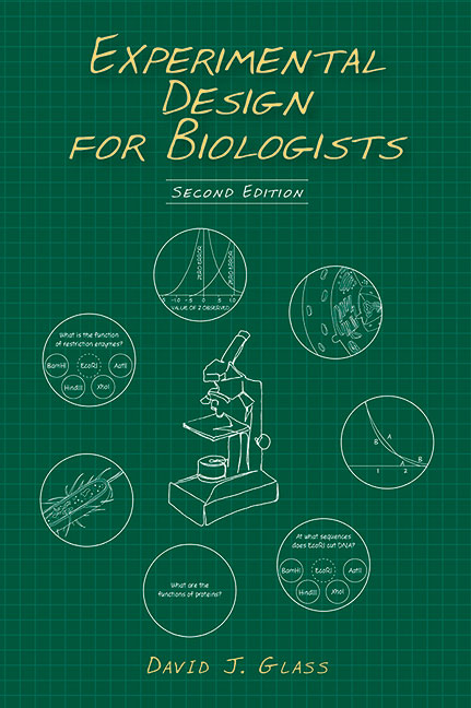 Experimental Design for Biologists, Second Edition