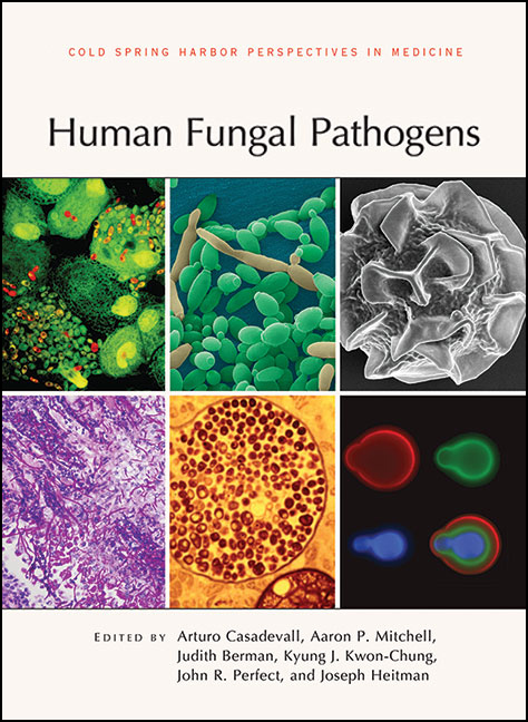 Human Fungal Pathogens cover art
