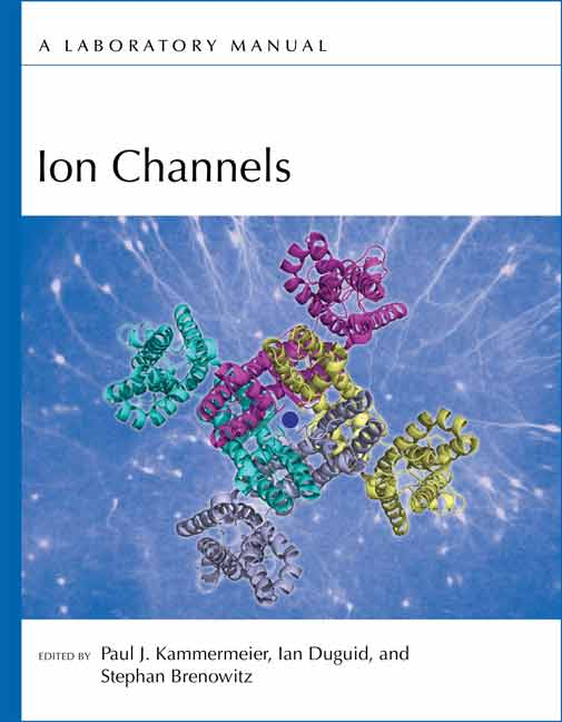 Ion channels a laboratory manual fandeluxe Choice Image