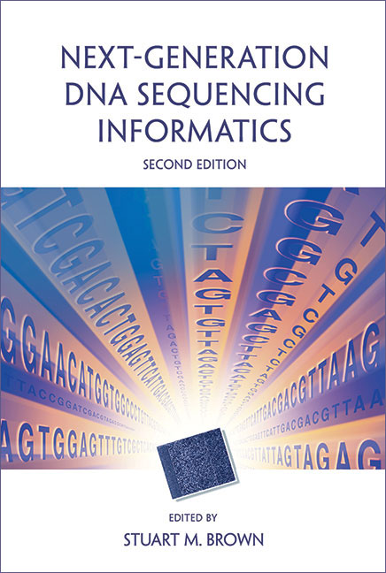 Next-Generation DNA Sequencing Informatics, Second Edition cover image