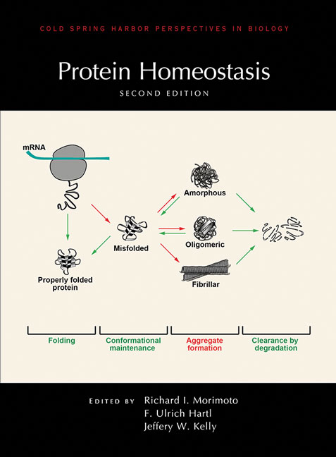 Protein Homeostasis, Second Edition cover image