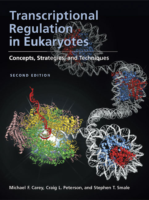 transcriptional regulation in eukaryotes concepts strategies and techniques pdf