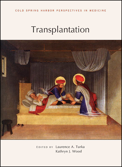 Transplantation cover art