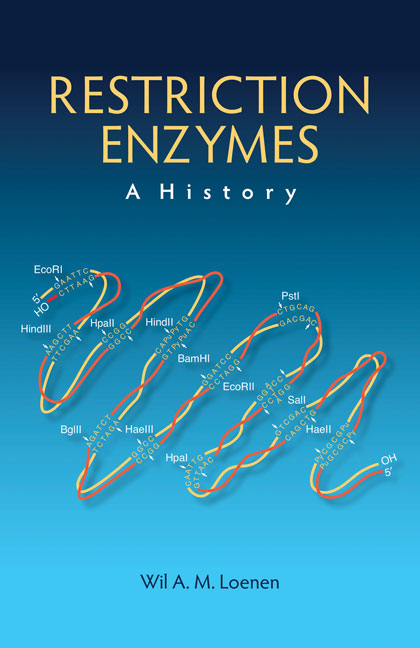 Restriction Enzymes: A History cover image