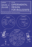 Experimental Design for Biologists cover art