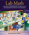 Lab Math: A Handbook of Measurements Calculations and Other Quantitative Skills for Use at the Bench