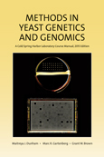 Methods in Yeast Genetics and Genomics, 2015 Edition: A CSHL Course Manual
