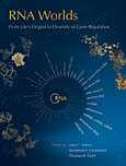 RNA Worlds: From Life's Origins to Diversity in Gene Regulation cover art